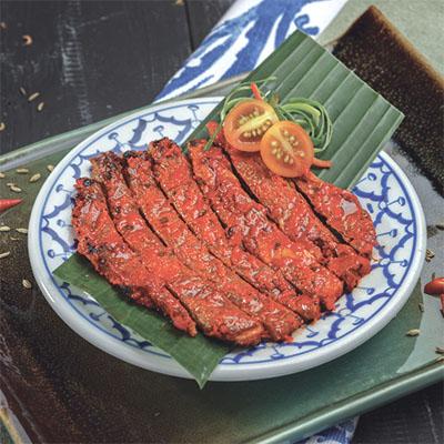 menu marco padang Daging Panggang Peranakan Padang