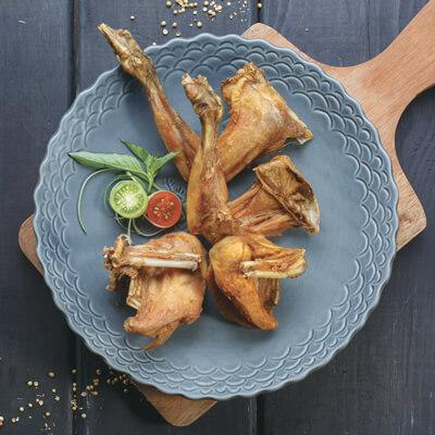 menu marco padang Ayam Goreng khas Padang