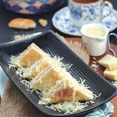 menu marco padang Roti Panggang Keju