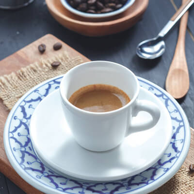 menu marco padang Espresso Intenso