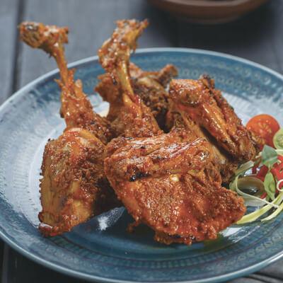 menu marco padang Ayam Panggang