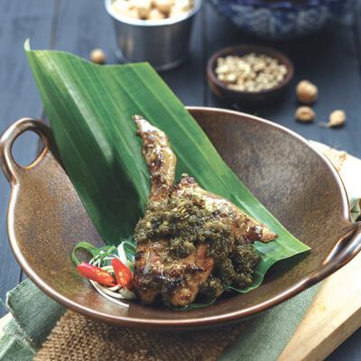 menu marco padang Ayam Lado Ijo