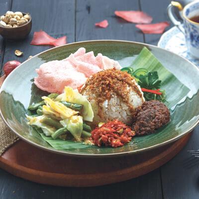 menu marco padang Nasi Sayo